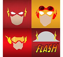 the flashes gen Photographic Print