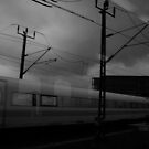 cloudy day at berlin mainstation by grayscaleberlin
