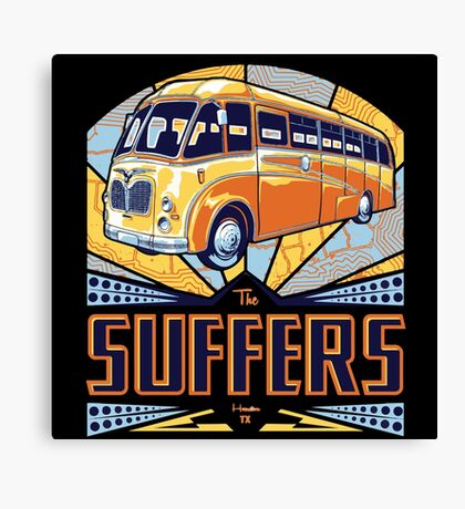 Suffers - Band  Canvas Print