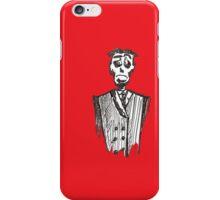 Sad Man iPhone Case/Skin