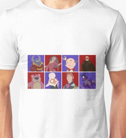 Modern Villains Unisex T-Shirt