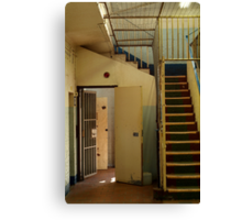 Geelong Jail Canvas Print
