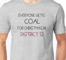 Coal for Christmas Unisex T-Shirt
