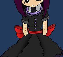 Emo Doll by AquaMarine21