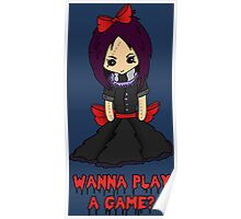 Emo Doll Poster