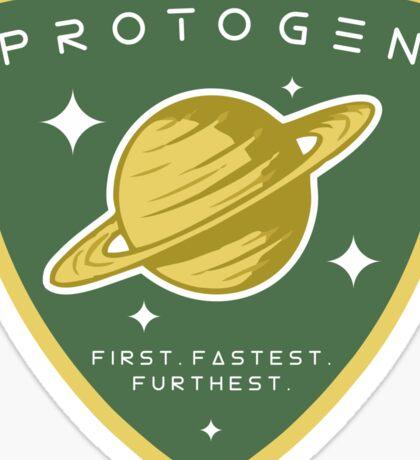 Protogen - The Expanse Sticker