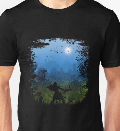 Unexplored World Unisex T-Shirt
