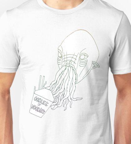 Oodles of Noodles Unisex T-Shirt