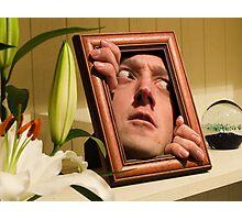Shelf Portrait Photographic Print