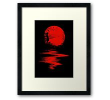 The Land of the Rising Sun Framed Print