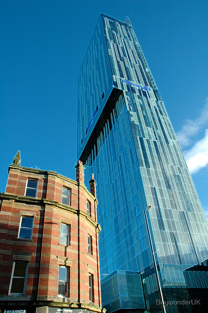 Beetham Tower Manchester. by BoywonderUK