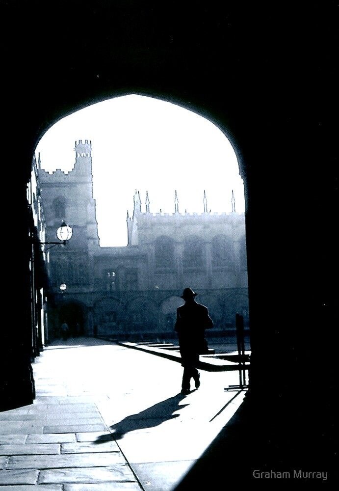 Oxford Don by Graham Murray