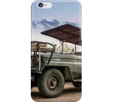 Safari Land Cruiser iPhone Case/Skin