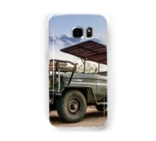 Safari Land Cruiser Samsung Galaxy Case/Skin