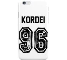 Kordei'96 iPhone Case/Skin
