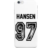 Hansen'97 iPhone Case/Skin