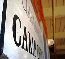 Clara Barton Camp. by megabetic