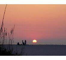 Floridian Sunset Photographic Print