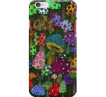 Mushrooms Phone Case iPhone Case/Skin