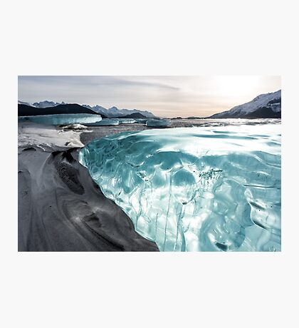Blue Alaska Photographic Print