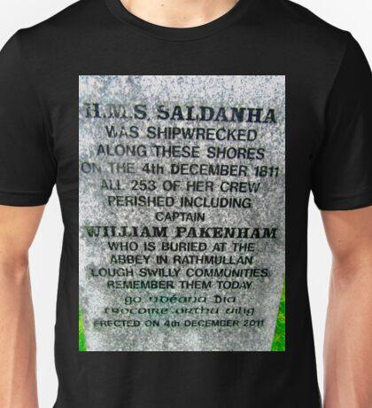 Sad History Unisex T-Shirt