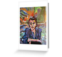The Woman I love * Greeting Card
