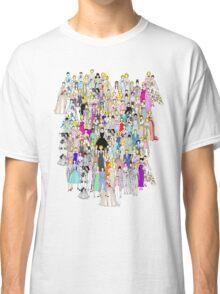Tokyo Punks 5 - Feminist Multicultural Unite Classic T-Shirt