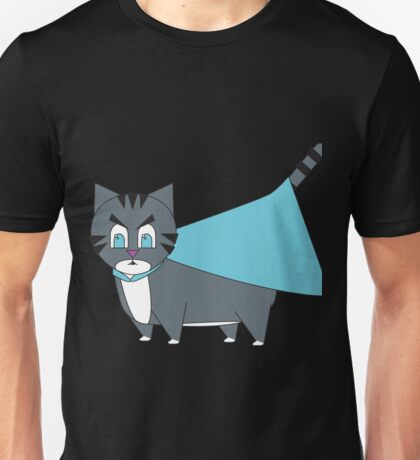 Superhero Cat Unisex T-Shirt