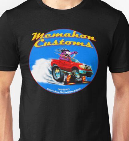 McMahon Customs  Unisex T-Shirt