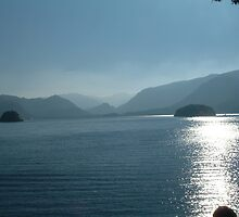 DERWENT WATER TOWARDS BORROWDALE -2 by PhotogeniquE IPA