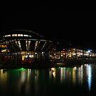Kingfisher resort, Fraser Island by andreisky