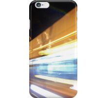 Faster than a speeding Bus iPhone Case/Skin