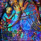 Graffiti Angel 2 by DigitalMuse