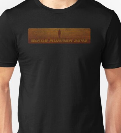 Blade Runner 2049 - Silhouette - Dirty Unisex T-Shirt