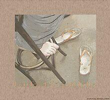 Barfeet & Jandalls by cdwork