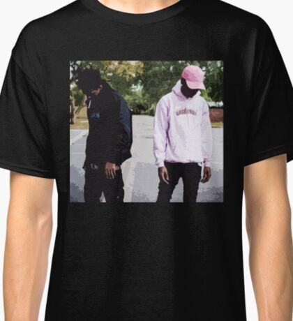 Xxxtentacion X Ski Mask the Slump God Classic T-Shirt