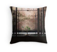The Urban Way #6 - Garden Throw Pillow