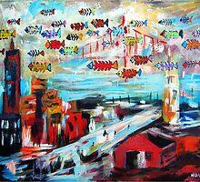 FISH GOTTA FLY by IRENE NOWICKI
