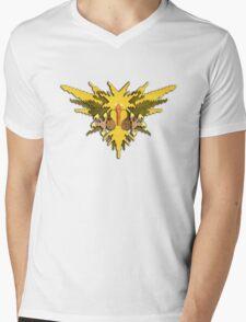 zapdos Mens V-Neck T-Shirt
