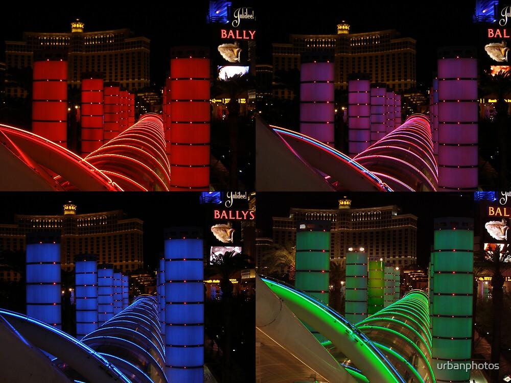 Las Vegas Neon x4 by urbanphotos