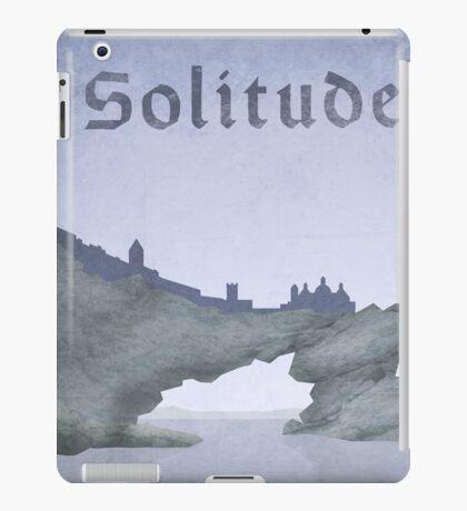 Skyrim - Solitude iPad Case/Skin
