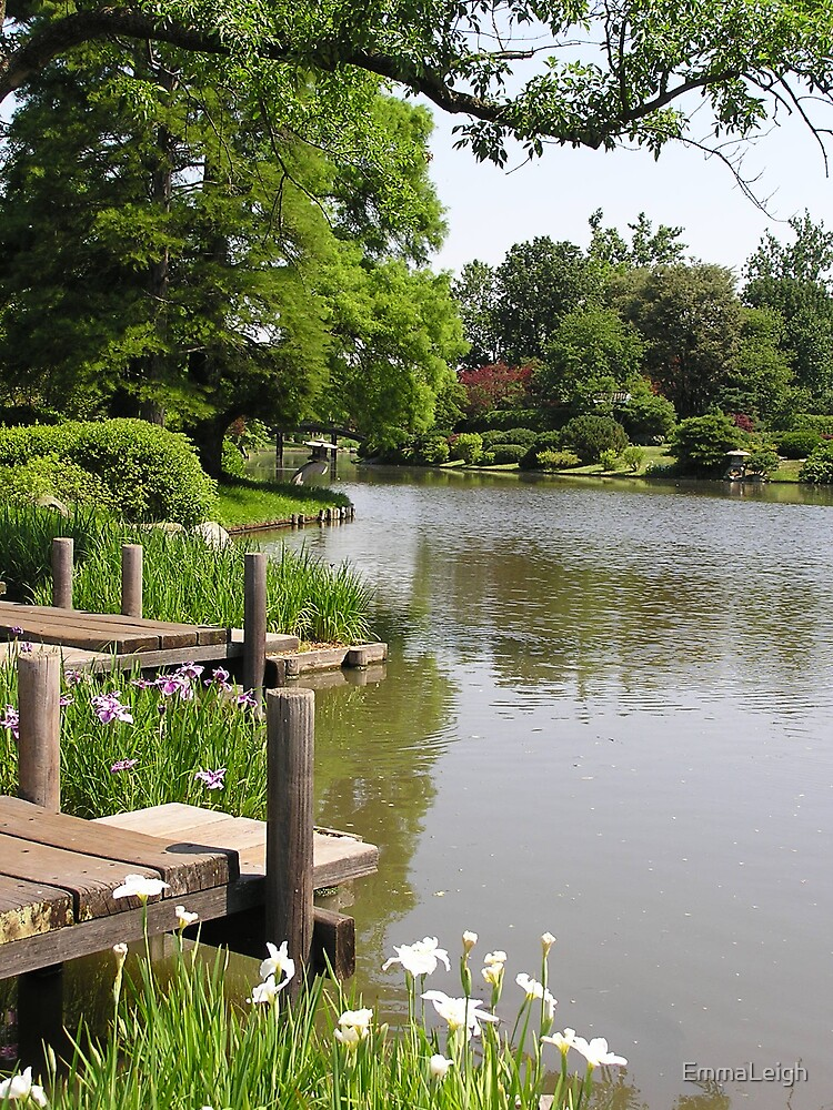 Japanese Garden by EmmaLeigh