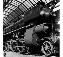 old locomotive Photographic Print