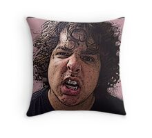 Mad Jonny 1 Throw Pillow