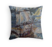 great sails Throw Pillow