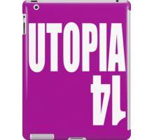 Utopia 14 iPad Case/Skin