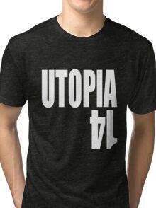 Utopia 14 Tri-blend T-Shirt