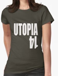 Utopia 14 Womens Fitted T-Shirt