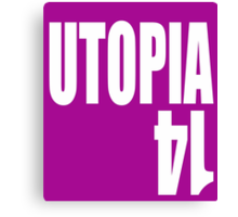 Utopia 14 Canvas Print
