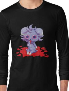 bloody espurr Long Sleeve T-Shirt